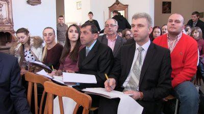 Обговорення змін до законодавства в Івано-Франківську